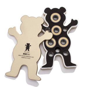 Grizzly Golden Bearings - Abec 7