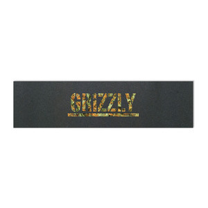 Grizzly Kush Stamp Skateboard Griptape - T-Puds
