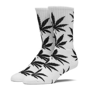HUF Plantlife Crew Sock - White