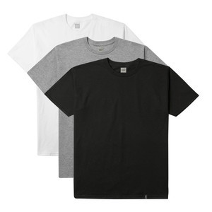 HUF 3-Pack T-Shirts - Assorted