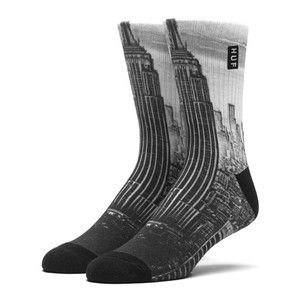 HUF City Crew Socks - New York
