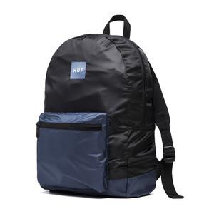 HUF Packable Backpack - Navy/Black