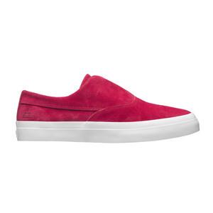 HUF Dylan Slip-On Skate Shoe - Deep Red