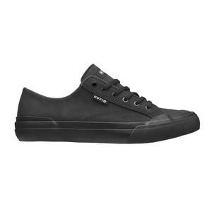 HUF Classic Lo Skate Shoe - Black/Black