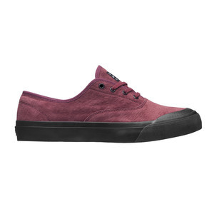 HUF Cromer Skate Shoe - Wine/Black