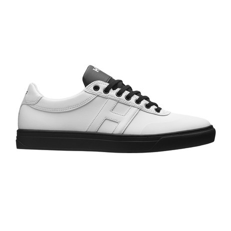 HUF Soto Skate Shoe - White/Black