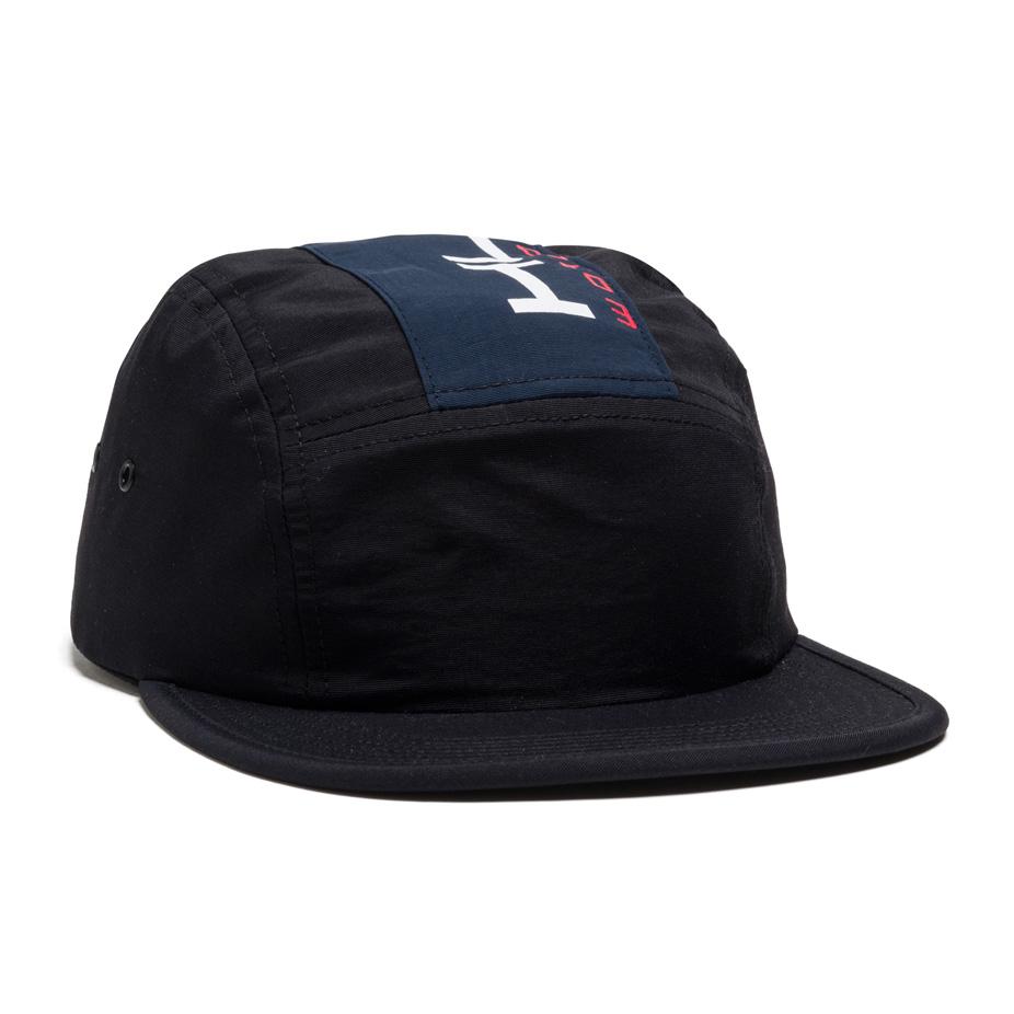 d23c5a9e96f22 HUF Palisades Volley Hat - Black