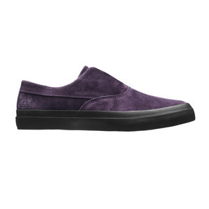 HUF Dylan Slip-On Skate Shoe - Nightshade