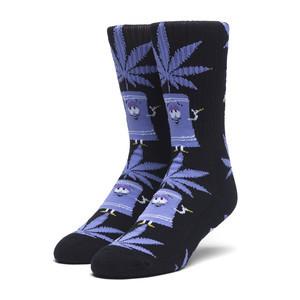 HUF x South Park Plantlife Crew Sock - Towelie
