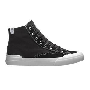 HUF Classic Hi Ess Skate Shoe - Black/White