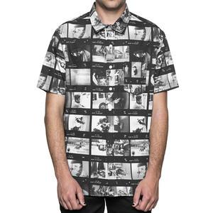 HUF EMB Woven Shirt - Black