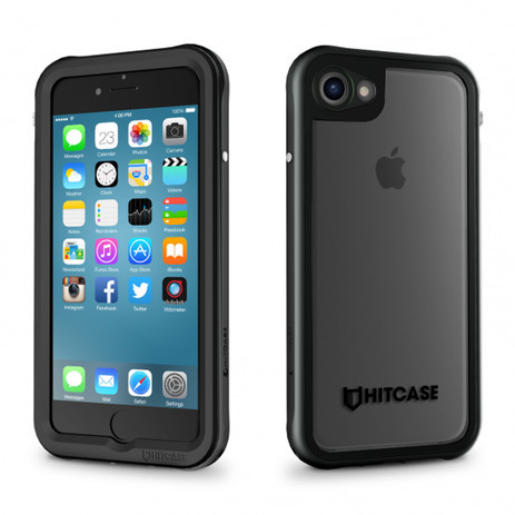 Hitcase Shield for iPhone 7 - Black