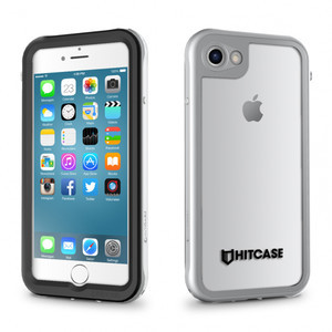 Hitcase Shield for iPhone 7 - Silver