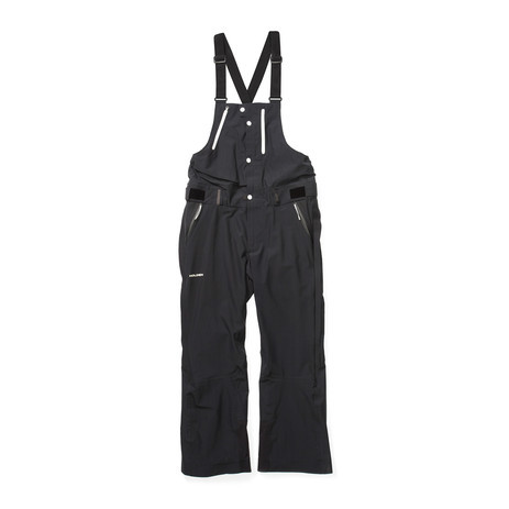 Holden Highland Snowboard Bib 2019 - Black