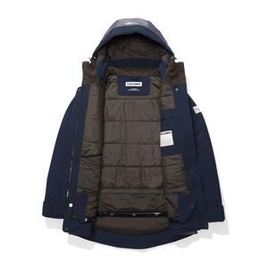 Holden Shelter Women's Snowboard Jacket 2019 - Navy