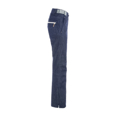 Holden Skinny Denim Snowboard Pant 2018 - Raw Denim