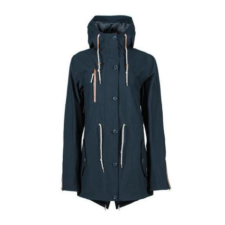 Holden Fishtail Women's Snowboard Jacket 2018 - Black
