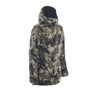 Holden Shelter Women's Snowboard Jacket 2018 - Camo