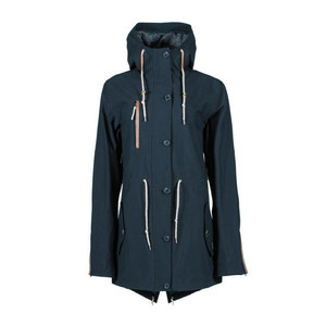 Holden Fishtail Women's Snowboard Jacket 2018 - Black