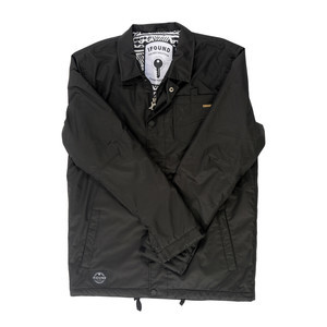 IFOUND Murduck Snowboard Jacket - Black