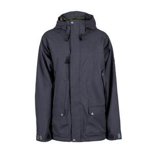 INI Caravan Snowboard Jacket - Charcoal