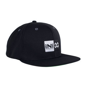 INI Inivate Snapback Cap - Black