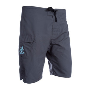 INI Scuttlebutt Board Short - Charcoal