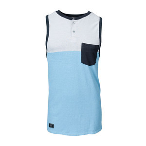 INI Sherman Tank Top - Light Blue