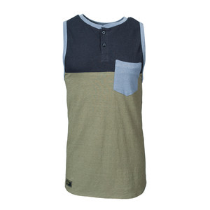 INI Sherman Tank Top - Olive