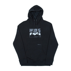 INI Standard Fleece Hood - Black