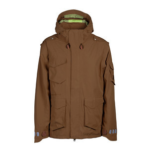 INI Ranger Snowboard Jacket - Olive