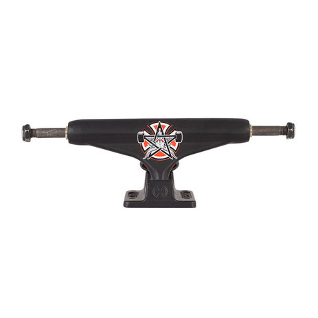 Independent x Thrasher Pentagram 144 Skateboard Trucks - Black