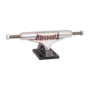 Independent x Thrasher Standard 139 Skateboard Trucks - Silver / Black