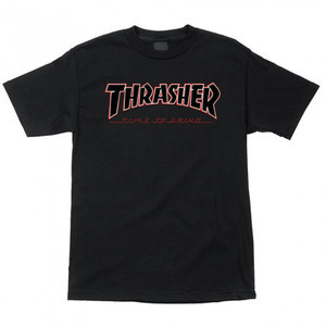 Independent x Thrasher Time To Grind T-Shirt - Black