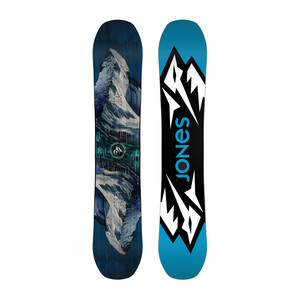 Jones Mountain Twin 155 Wide Snowboard 2017