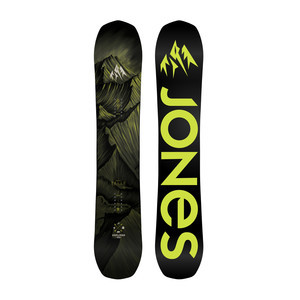 Jones Explorer 162 Snowboard 2018
