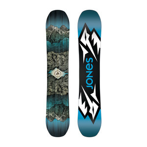 Jones Mountain Twin 160 Snowboard 2019