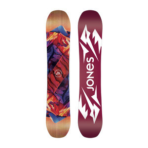 Jones Twin Sister 152 Women's Snowboard 2019