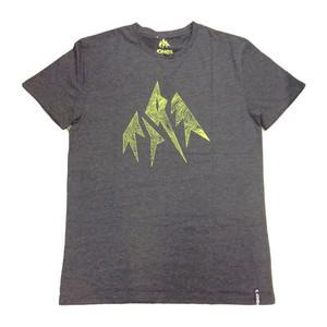 Jones Snowboards Premium T-shirt - Charcoal Heather
