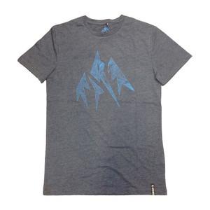 Jones Snowboards Premium T-shirt - Navy Heather