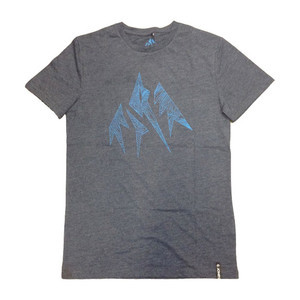 Jones Snowboards Premium T-shirt - Navy Heather