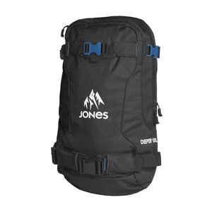 Jones Deeper 18L Backpack - Black