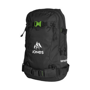 Jones Further 24L Backpack - Black