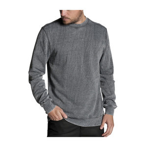 Kr3w Dallas Long Sleeve Sweatshirt — Vintage Grey