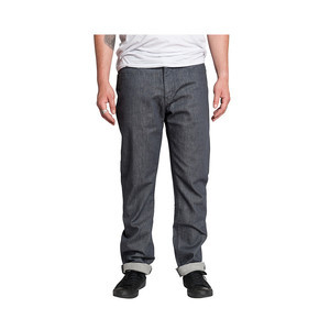 Kr3w Klassic Denim — Raw Grey
