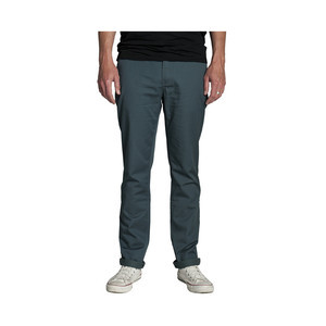 Kr3w K Slim Chino Pant — Dark Teal