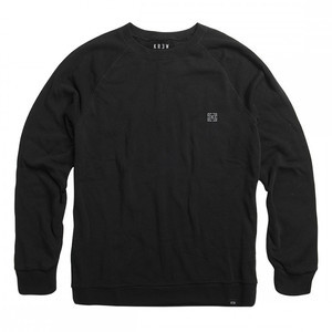 Kr3w Bracket Crewneck Fleece - Black