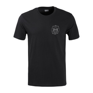 Kr3w Geoline T-Shirt - Black