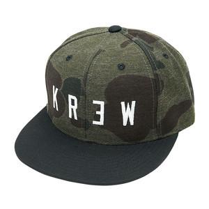 Kr3w Locker 2 Snapback Camo