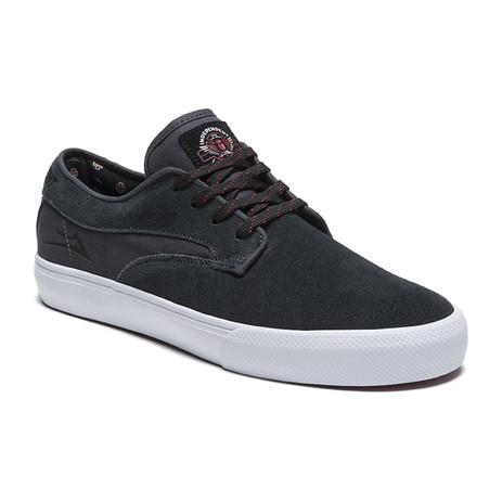 Lakai x Indy Riley Hawk Skate Shoe - Charcoal